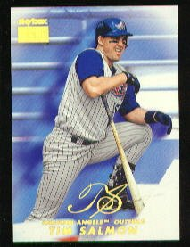 1999 SkyBox Premium #135 Tim Salmon