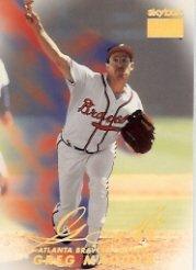 1999 SkyBox Premium #140 Greg Maddux