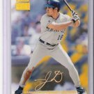 1999 SkyBox Premium #164 Johnny Damon