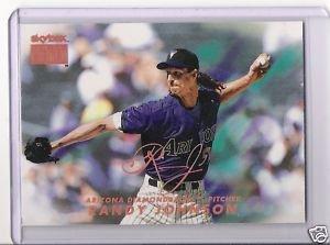 1999 SkyBox Premium #58 Randy Johnson