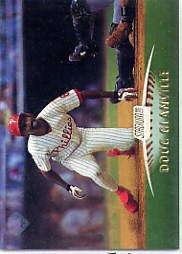1999 Stadium Club #198 Doug Glanville