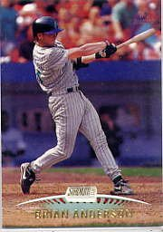 1999 Stadium Club #284 Jose Cruz Jr.