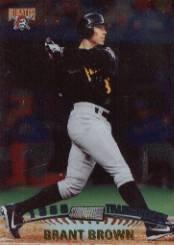 1999 Stadium Club #313 Steve Finley