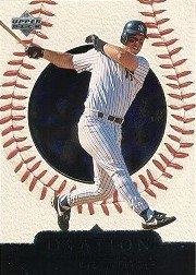 1999 Upper Deck Ovation #16 Albert Belle