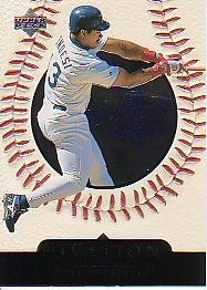 1999 Upper Deck Ovation #53 Ray Lankford