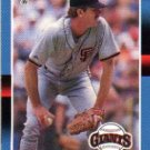 1988 Donruss #436 Mike LaCoss
