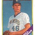 1988 Topps #538 Bill Wegman