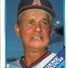 1988 Topps #774 Gene Mauch