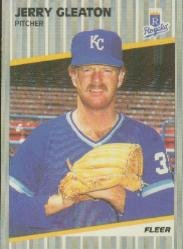 1989 Fleer #282 Jerry Don Gleaton