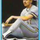1990 Fleer #327 Mark Knudson