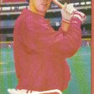 1990 Fleer Update #15 Hal Morris