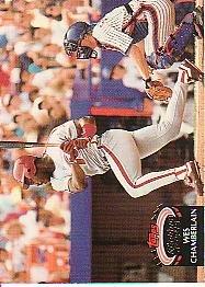 1992 Stadium Club #396 Wes Chamberlain