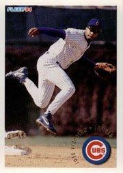 1994 Fleer #400 Jose Vizcaino