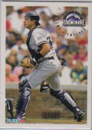 1994 Fleer #448 Jayhawk Owens