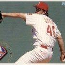 1994 Fleer #589 Tommy Greene