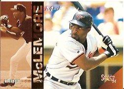 1994 Select #80 Mark McLemore
