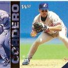 1994 Select #81 Wil Cordero