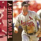 1994 Select #83 Bob Tewksbury