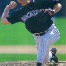 1994 Ultra #187 Steve Reed