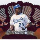 2000 Crown Royale #67 Jermaine Dye