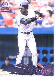 2000 Pacific Omega #126 Barry Bonds