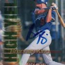 2000 Royal Rookies Futures High Yield #2 Brennan King