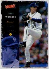 2000 Upper Deck Victory #61 Steve Woodard