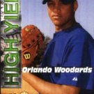 2001 Royal Rookies Futures High Yield #HY3 Orlando Woodards