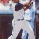 2002 Leaf Rookies and Stars #32 Ellis Burks Indians
