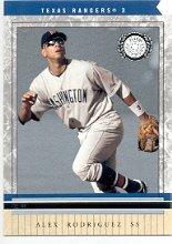 2003 Fleer Patchworks #33 Alex Rodriguez
