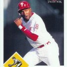 2003 Fleer Tradition #93 Marlon Anderson SP