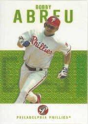 2003 Topps Pristine #44 Bobby Abreu