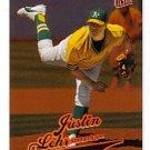 2004 Ultra #355 Justin Lehr RC