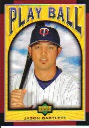 2004 Upper Deck Play Ball #213 Jason Bartlett