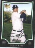 2009 Bowman Draft #BDP12 Dusty Ryan RC