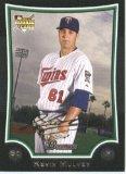2009 Bowman Draft #BDP7 Kevin Mulvey RC