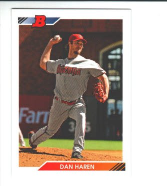 2010 Bowman 1992 Bowman Throwbacks #BT48 Dan Haren