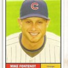 2010 Topps Heritage #27 Mike Fontenot