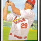 2010 Topps Heritage #91 Colby Rasmus