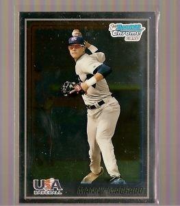 2010 Bowman Chrome 18U USA Baseball 18BC1 Cody Buckel