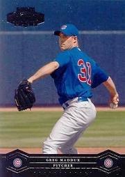 2004 Playoff Honors #25 Greg Maddux