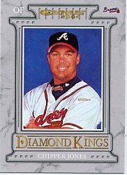 2004 Donruss #21 Chipper Jones DK
