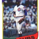 1980 Topps #594 Dick Tidrow
