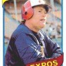 1980 Topps #660 Rusty Staub
