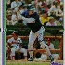1982 Topps #206 Tony Bernazard