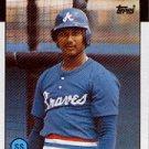 1986 Topps #107 Rafael Ramirez