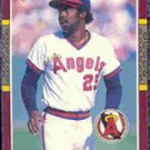 1987 Donruss Opening Day #3 George Hendrick