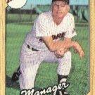 1987 Topps #143 Steve Boros NM