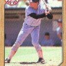1987 Topps #740 Rich Gedman
