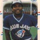 1988 Fleer #116 Manny Lee